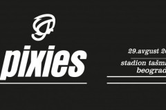 Pixies dolaze na Taš 29. avgusta 2022.