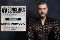 Damir Imamović je najbolji evropski umetnik!