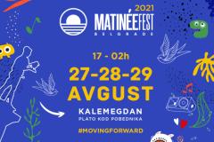 Prvi put u Beogradu - Matinée Fest