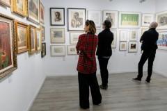 Zbog velikog interesovanja posetilaca, galerija Arte će 14. prolećnu izložbu kolekcije produžiti do kraja juna