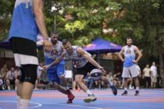 Održan turnir u 3x3 basketu Red Bull Half Court - tim Novi Sad pobednik basketaškog spektakla na Limanu