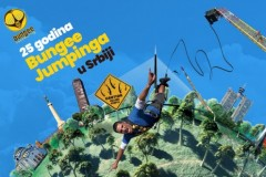 25 godina Bungee Jumping-a u Srbiji