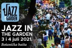 Za vikend jazz koncerti u Botaničkoj bašti