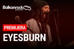 Pogledajte online koncert benda Eyesburn
