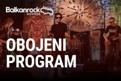 Poslušajte novi album Obojenog Programa uživo na Balkanrock Sessionsu