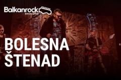 Pogledajte online koncert benda Bolesna Štenad