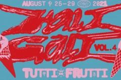 Stiže Hali Gali Tutti Frutti, petodnevni festival koji nadražava sva čula