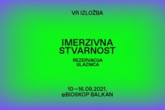 VR program Beldocs festivala u Bioskopu Balkan i Galeriji NEON