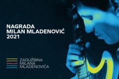 Dodela Nagrade Milan Mladenović 21. septembra u Silosima Beograd