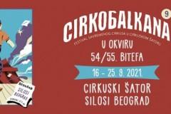 Deveti po redu Cirkobalkana festival održaće se u okviru 54/55. BITEF festivala