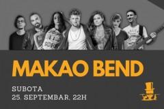 Makao Bend u OktoPub-u ove subote!