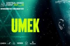 Balkanska ikona tehna Umek pridružuje se Central Dance Event ekipi