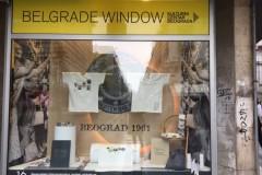 Nova kolekcija suvenira ''Beograd 1961'' / Beoizlog Kulturnog centra Beograda i kućica na Cvetnom trgu