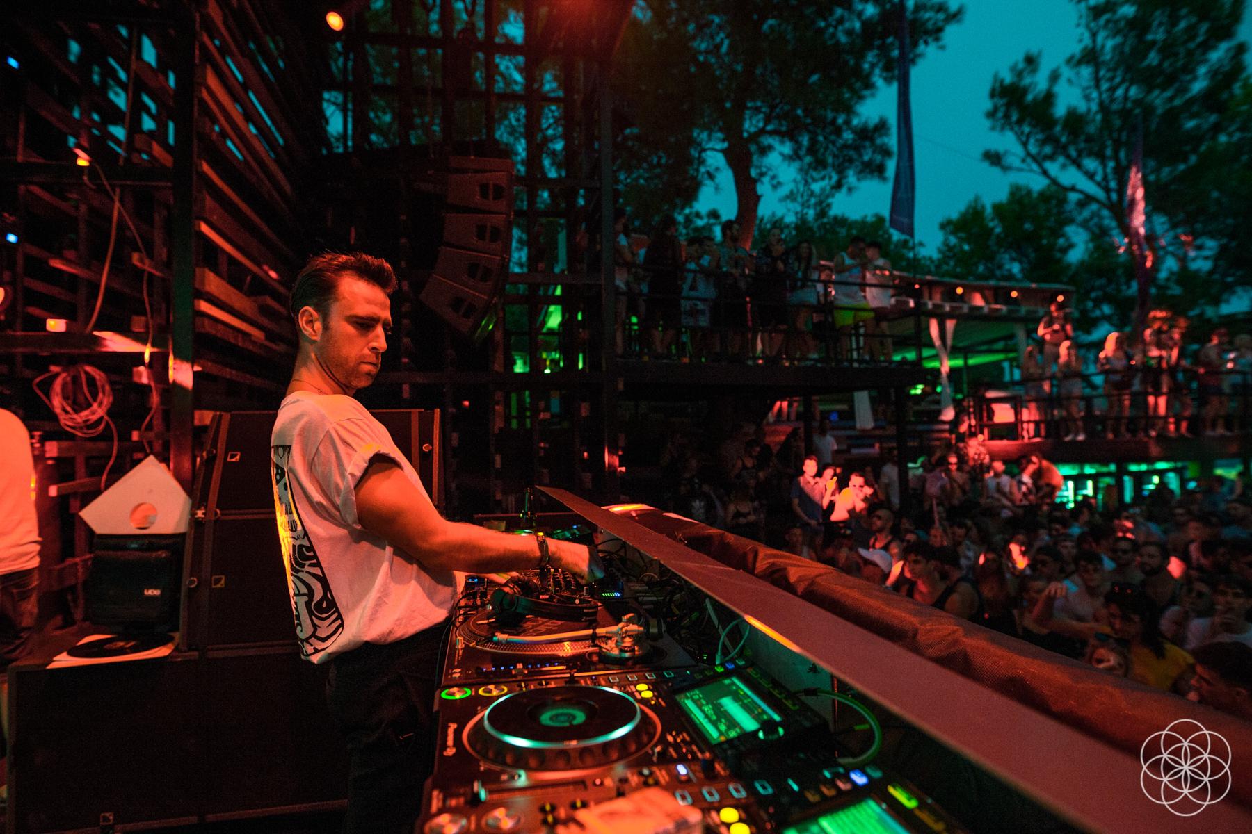 Jackmaster, We Love Sound, Zagreb 2018
