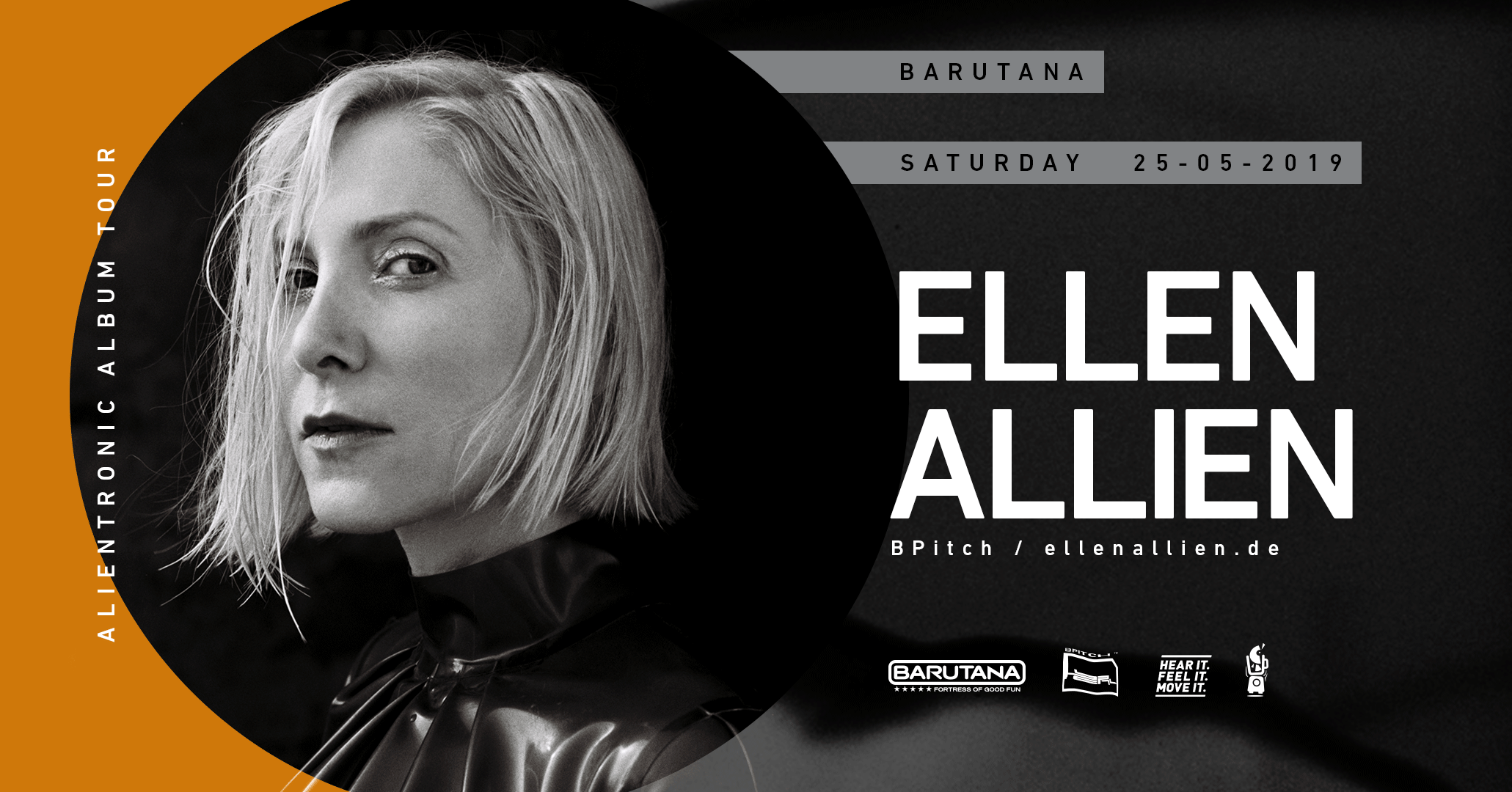 Ellen Allien, Barutana