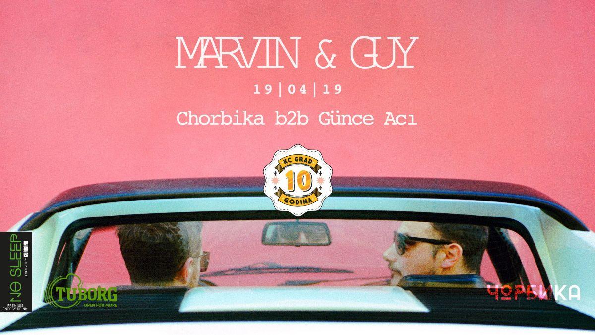 The Marvin & Guy, KC GRAD