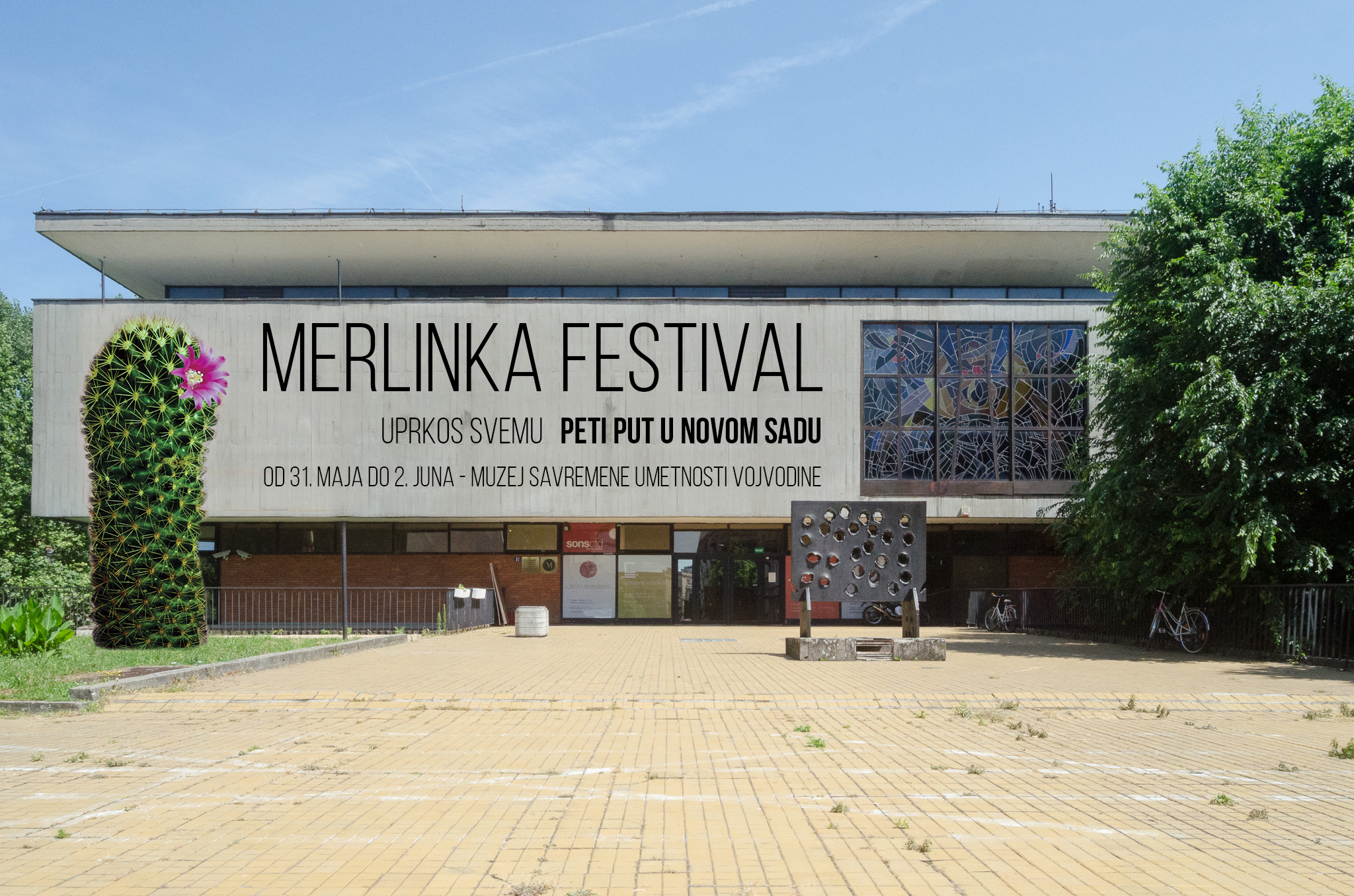 Merlinka festival Novi Sad