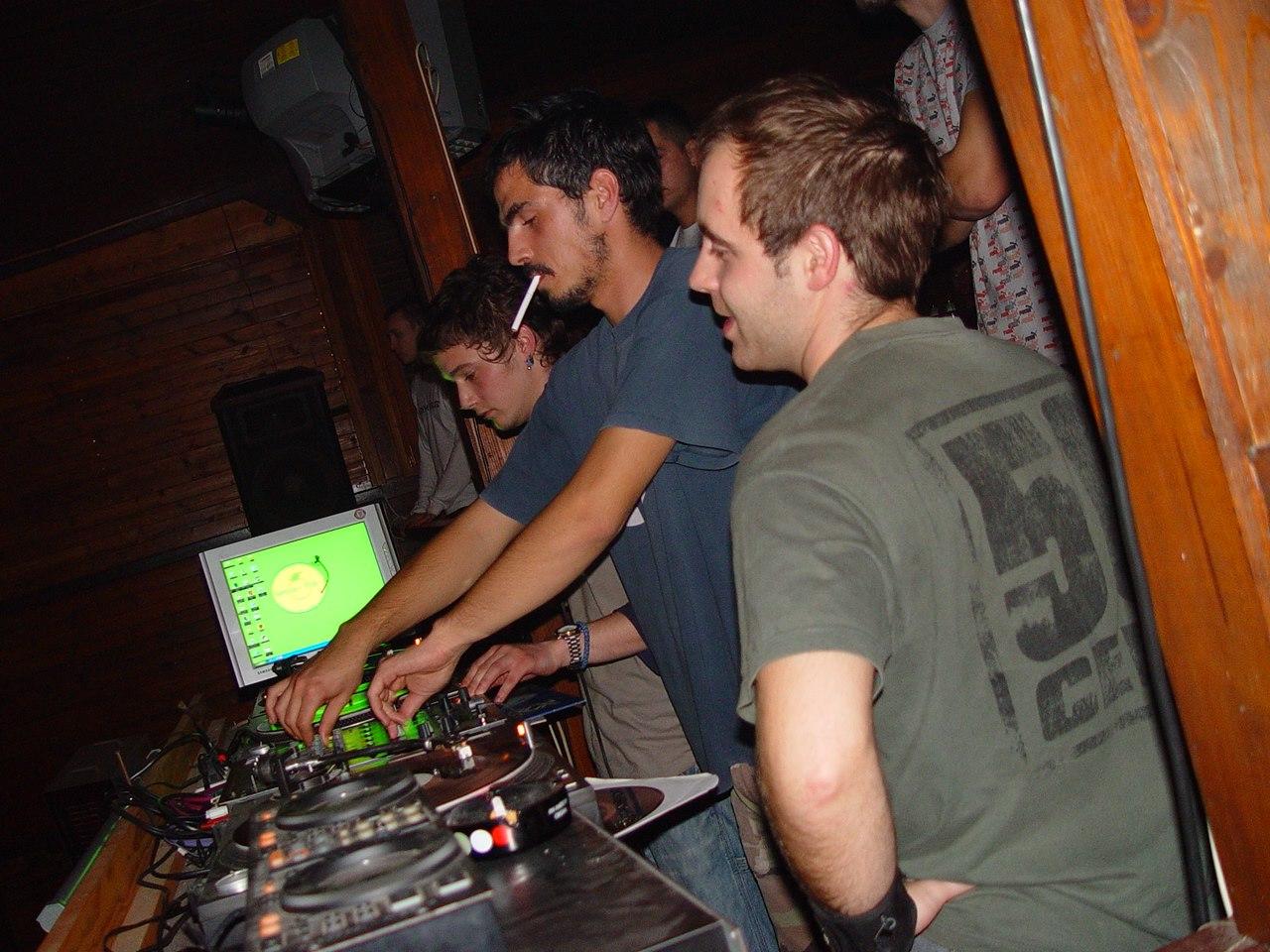 Tehnika 8x8 Belgrade Techno Festival