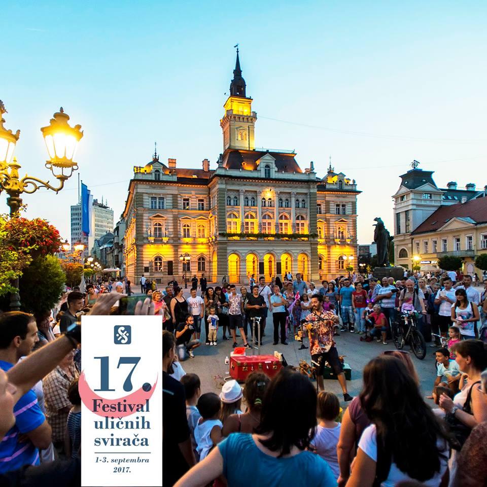 Festival Uličnih svirača Polet