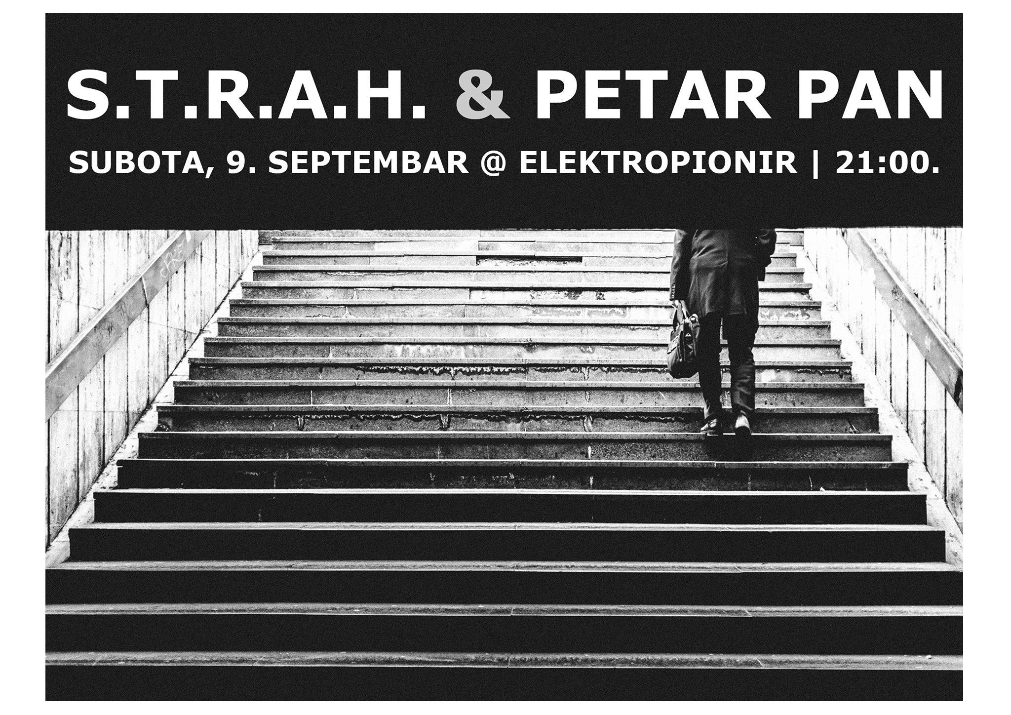 S.T.R.A.H. i PETAR PAN Elektropionir