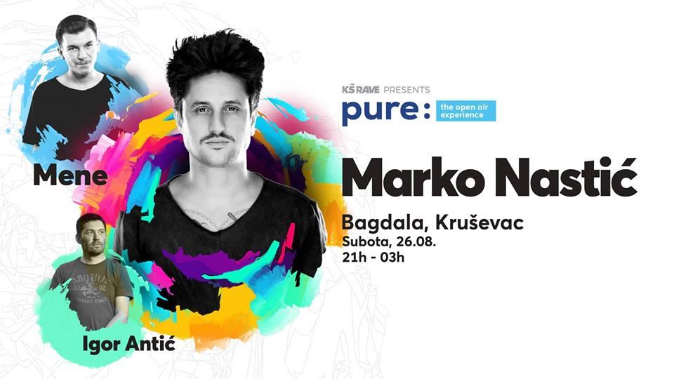 Marko Nastić Bagdala  Kruševac