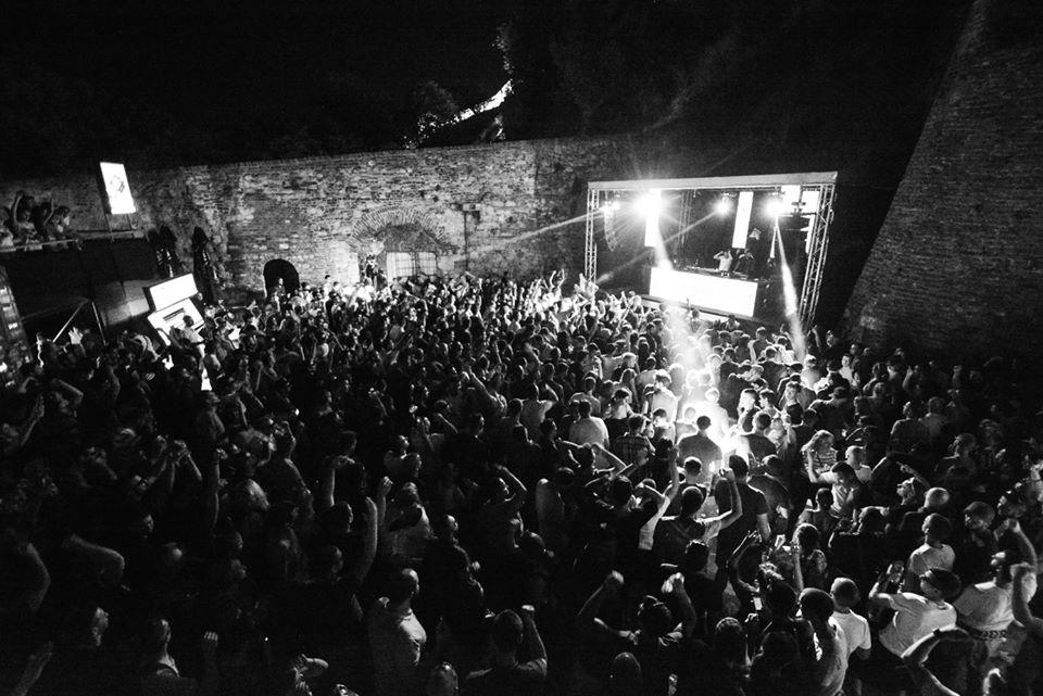Belgrade Techno Festival Barutana