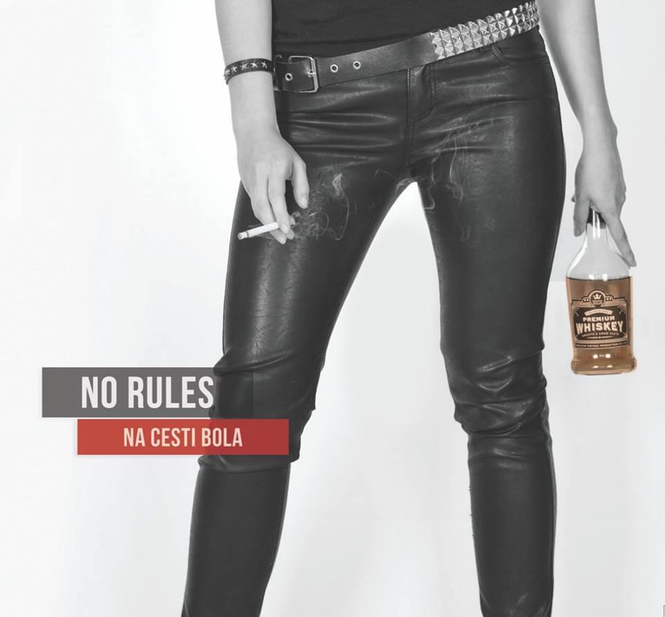 NO RULES Milan B. Popović