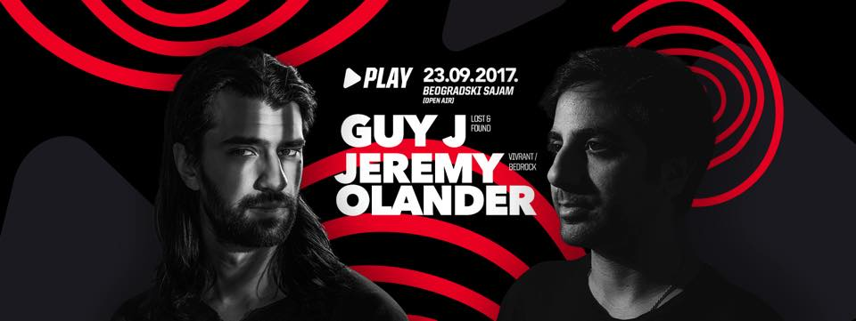 Guy J AND Jeremy Olander Play Žurka