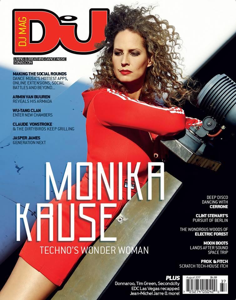 Monika Kruse Barutana Klub Beograd