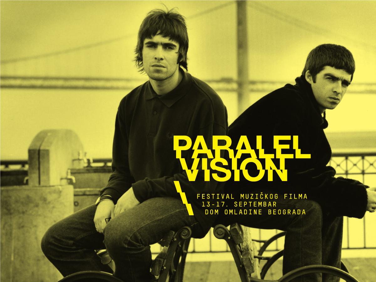 Festival muzičkog filma, Paralelne vizije, Dom omladine Beograd