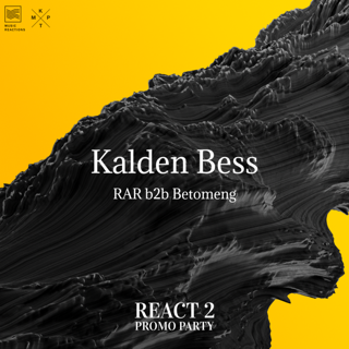 Kalden Bess React 2