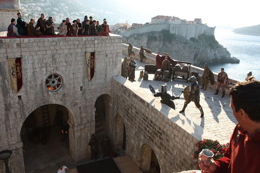 Tvrđava Lovrijenac, Dubrovnik, Game of Thrones