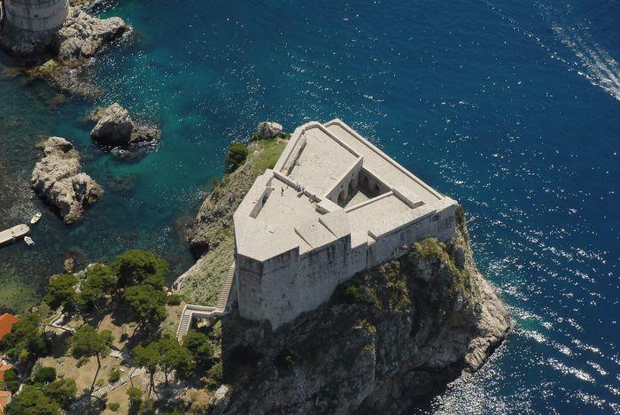 Tvrđava Lovrijenac, Dubrovnik