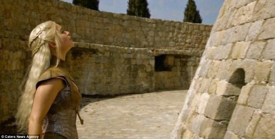 Tvrđava Minčeta, Dubrovnik, Kuća neumirućih u gradu Qarthu, Game Of Thrones