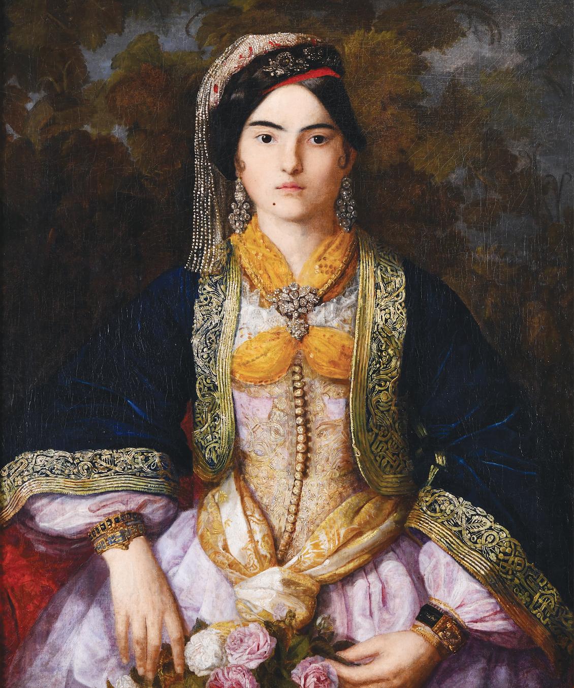 K. Ivanovic, Anka Topalovic Nenadovic