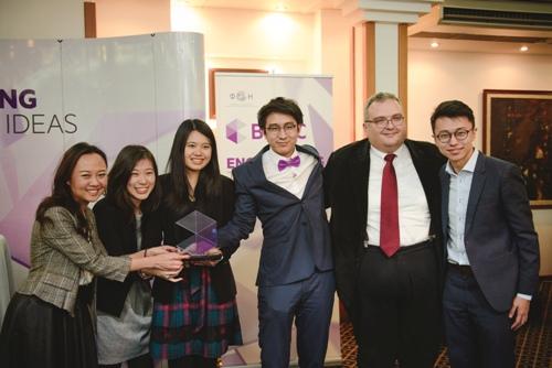 BBICC: Studenti iz celog sveta rešavali dva poslovna izazova! | FON | Beograd | 2015