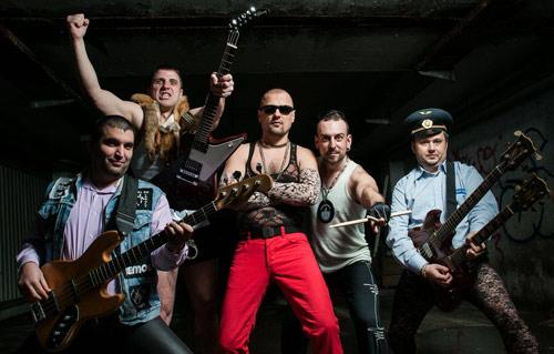 Grupa Brkovi: Koncert zagrevanja pred Arsenal Fest! | Bašta SKC-a | 2015