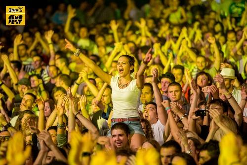 Banjalučki festival ponovo obara rekorde!   JELEN DEMOFEST 2015