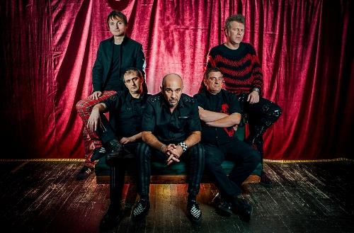 Legendarni pank rokeri GOBLINI nastupaju na MIKSER FESTIVALU! | Beograd | Photo by Marko Ristić | 2015
