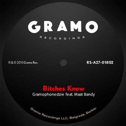 GRAMOPHONEDZIE: Drugi singl BITCHES KNOW na Gramo Records etiketi već ima sjajne prve reakcije! | 2015