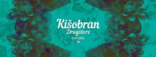 Praznični Kišobran vas vodi kroz tri sobe u nezaboravno muzičko iskustvo! | Drugstore | Beograd | 2015