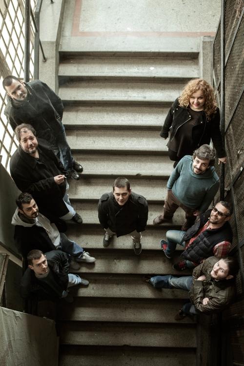 Svetski dan džeza uz MARČELA & NAPETI QUINTET! | Dom omladine | Beograd | 2015