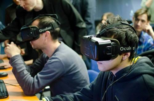 Prva igrica za virtuelnu realnost u Srbiji na ITkonektu! | Beograd | 2015