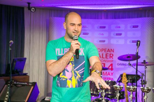 OLIVER ŠOTRA pred domaćim ljubiteljima stand up komedije nakon turneje u SAD | Tranzit