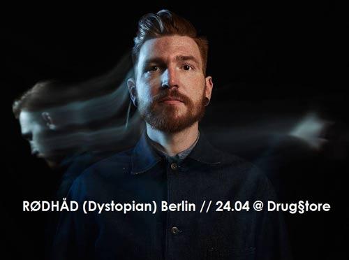 RØDHÅD: Berlinska techno žurka u beogradskoj TECHNO KATEDRALI! | RODHAD | Drugstore | 2015