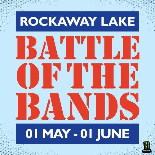 Takmičenje bendova za Rockaway Lake Festival! | Srbija | 2015