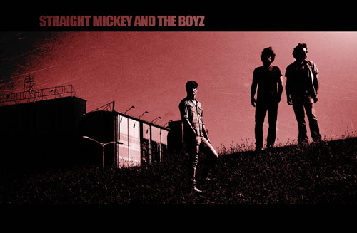 Furiozna trojka iz Beograda STRAIGHT MICKEY AND THE BOYZ na MIKSER FESTIVALU 2015