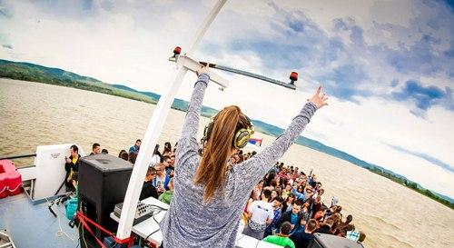 Drugi muzički URANAK na Srebrnom jezeru raste za još jednu binu!   Srebrno jezero   2015