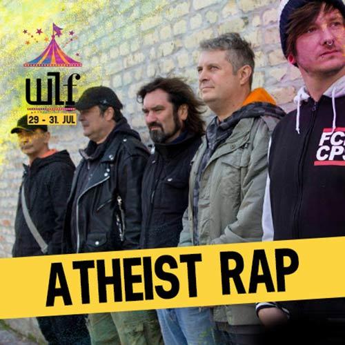 Atheist Rap na Šabačkom letnjem festivalu