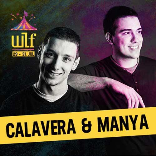 Calavera & Manya na Šabačkom letnjem festivalu